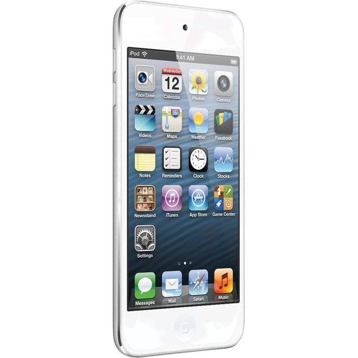 Apple iPod touch 32GB White (5th Generation) NEWEST MODEL  by Apple  Price:$284.95
