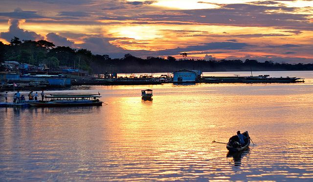 Una de las lagunas más grandes de la amazonía, cuyos alrededores albergan lugares ricos en flora y fauna. Es un lugar ideal para conocer a los nativos, como también albergues turísticos y restaurantes de comida típica. Se realizan actividades como el esquí acuático, el remo, la pesca y la observación de la naturaleza.