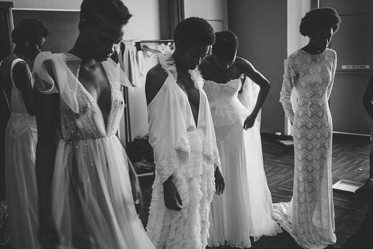 Durban based fashion designer specialising in bespoke bridal wear and striking timeless garments. Photography by Matt Kay