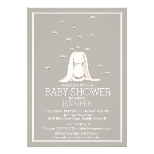 fairly spring pink woman bunny child bathe card take a look at even zazzle
