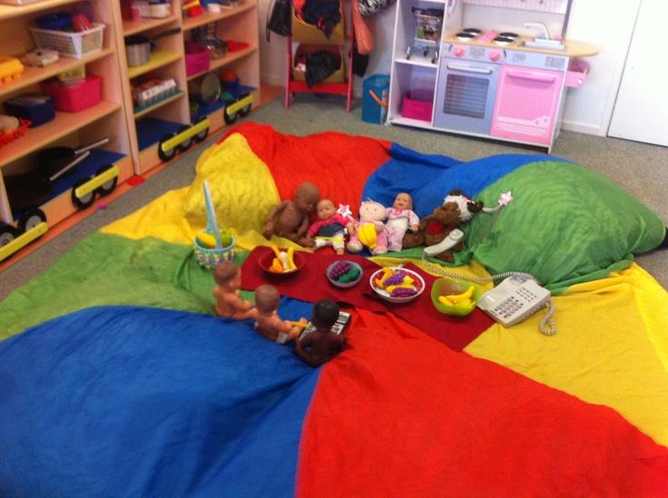 Corner Exhibition Stands Care : Home corner picnic child care display pinterest