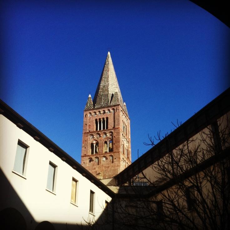 Campanile chiesa Sant'Agostino #genova