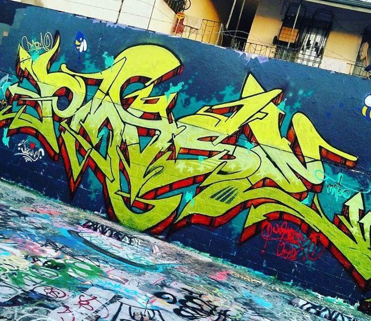 #thegrafflab #rhose #graffiti #wildstyle #colors