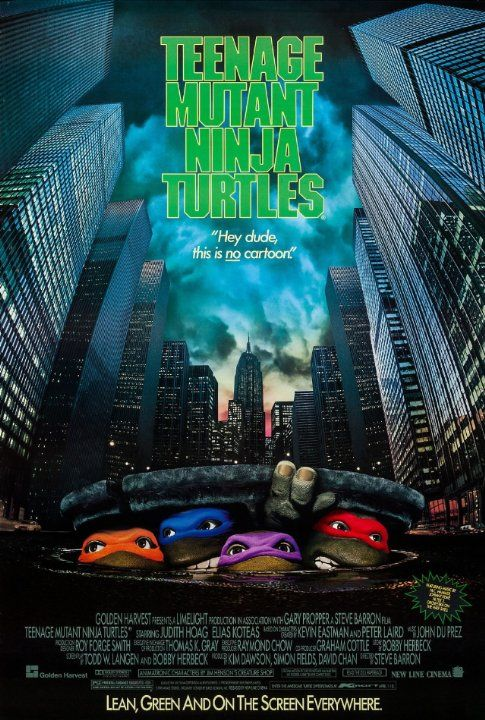Teenage Mutant Ninja Turtles (1990)