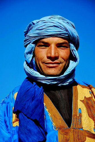 Berber man || Morocco - Explore the World with Travel Nerd Nici, one Country…