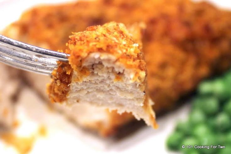 Oven Baked Parmesan Paprika Skinless Boneless Chicken Breast | 101 Cooking For Two