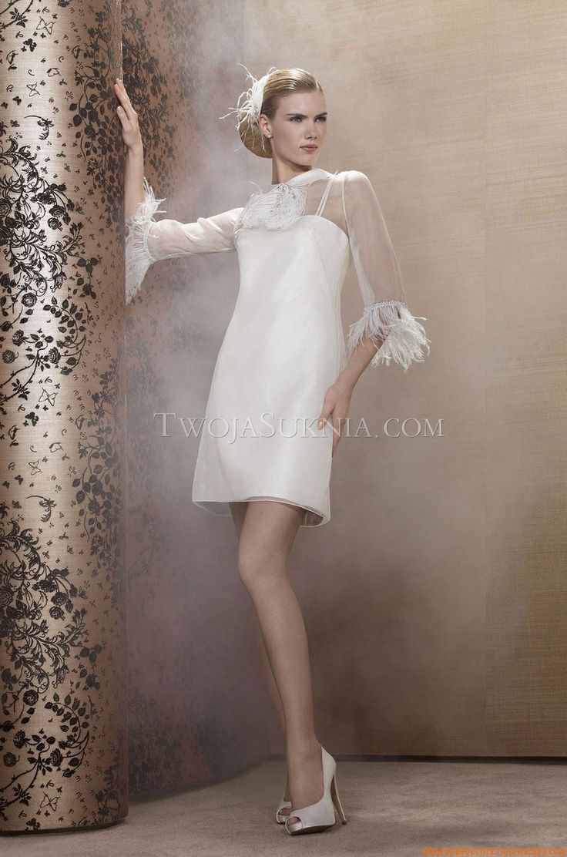Robe de mariée Pronuptia Paris Cavalli Elisabeth Barboza