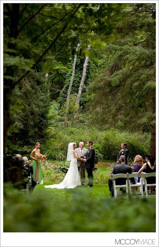 Fall Wedding Locations Michigan