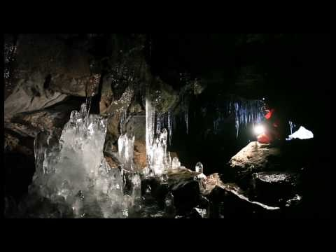 Guler Ice Cave near Trout Lake, WA   ... IM SOOOO GOING !!!