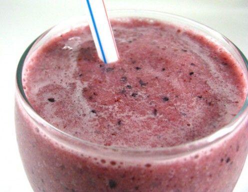 Jamba Juice Banana Berry Smoothie Recipe