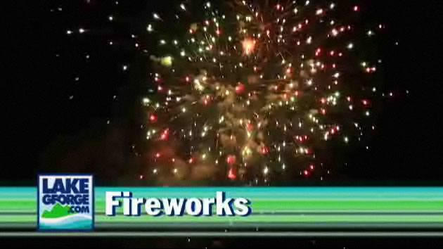 Fireworks in Lake George - Every Thursday During The Summer
