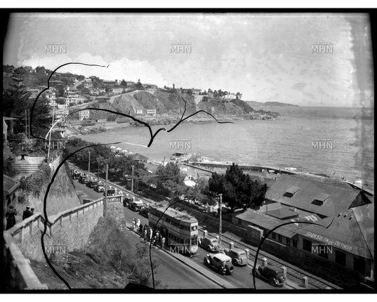 Vista Balneario Recreo  --  Fotog.: Einar Altswager  -- 1930