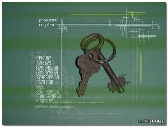 Восстановление забытых паролей