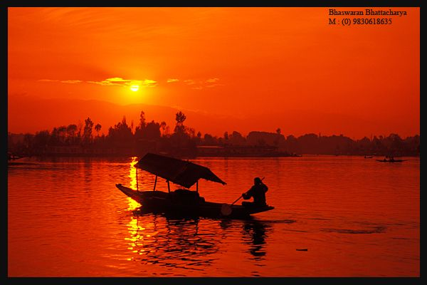 pictures of shikara sunset - Google Search