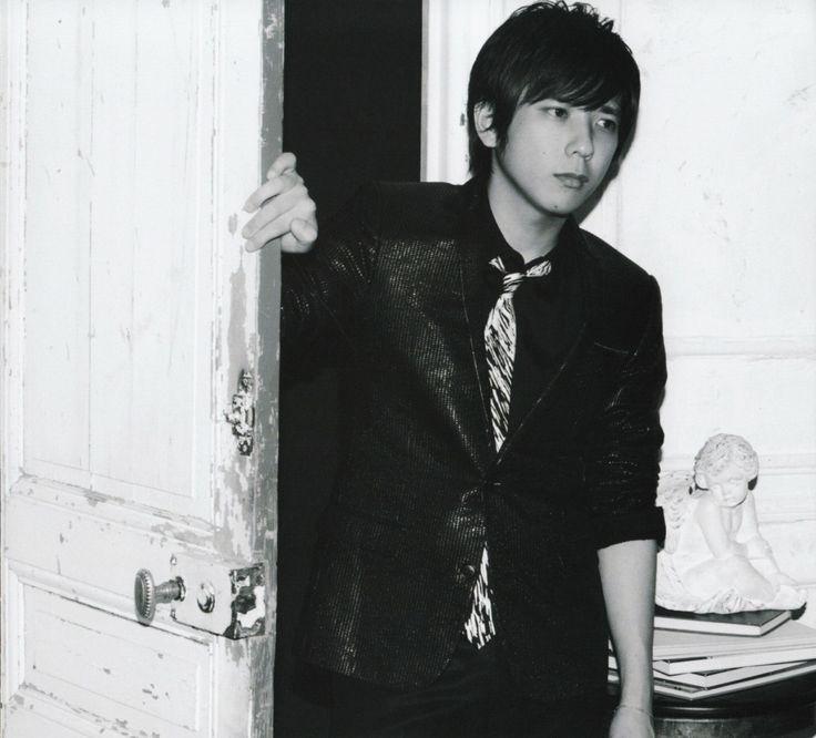 My mind is on Arashi... — ohnoosatoshii:   B&W Arashi