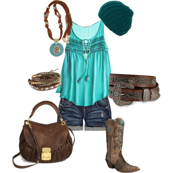 Country Concert Outfit (SUMMER) | Cute Outfits | Pinterest | Shorts Summer And Country