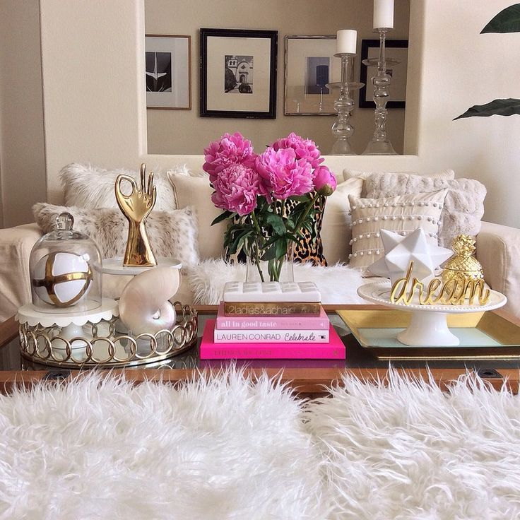 23 Amazing Ways To Style Your Console Table With Fall Decor: Best 25+ Coffee Table Decorations Ideas On Pinterest