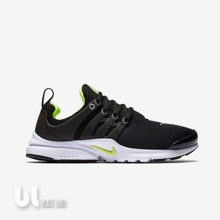 0cd237ffe1c5 Details zu Nike Presto (GS) Kinder Schuh Mädchen Schuh Damen Sneaker Jungen  Turnschuhe Uni