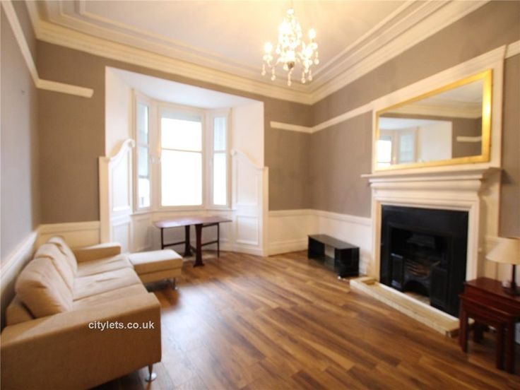 3 bed flat in Glasgow, City Centre