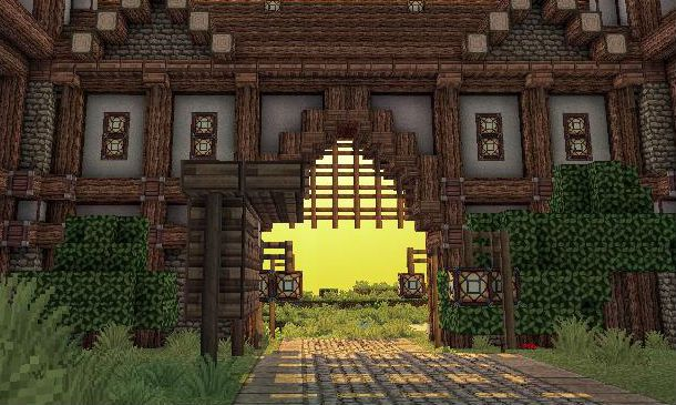 Starfall Medieval Roleplay Minecraft Server