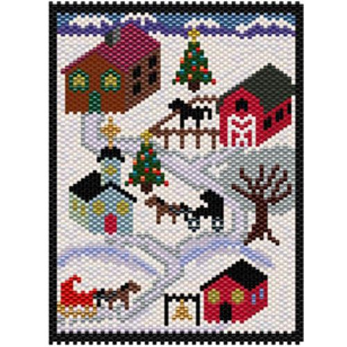 514 best HolidaySeasonal Beading Patterns images on Pinterest