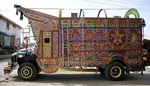 indian truck art - Google Search