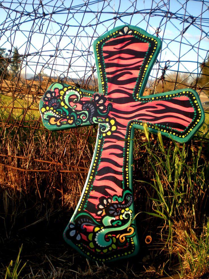 Wild Zebra Cross