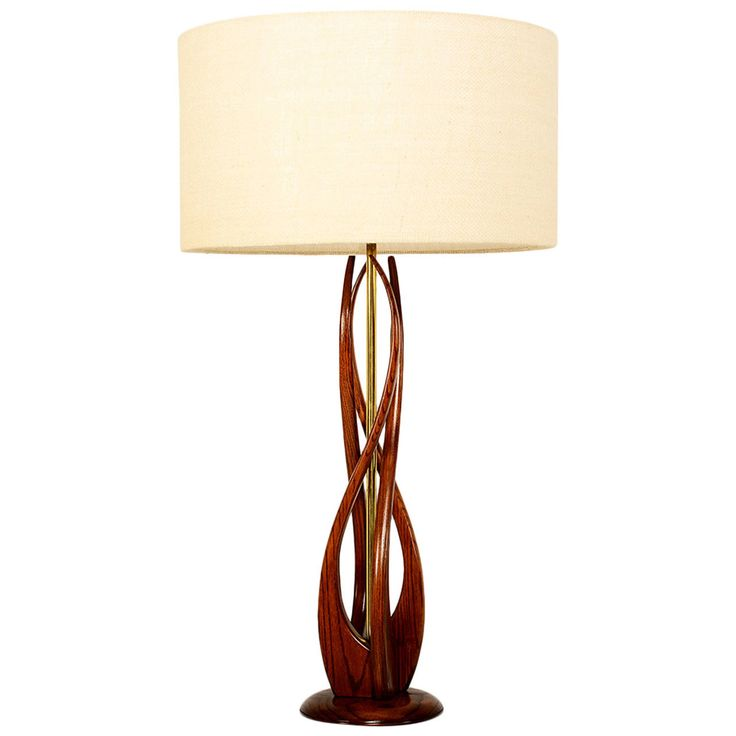 Mid Century Modern Table Lamp   From a unique collection of antique and  modern table lamps. Best 25  Modern table lamps ideas on Pinterest   Mid century lamps