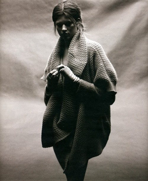 Fashionshow Inspiration, Michael Thompson, Style, July 2006, Cozy Knits, Oversized Sweaters, Wear, Chunky Sweaters And Legs, Chunky Knits