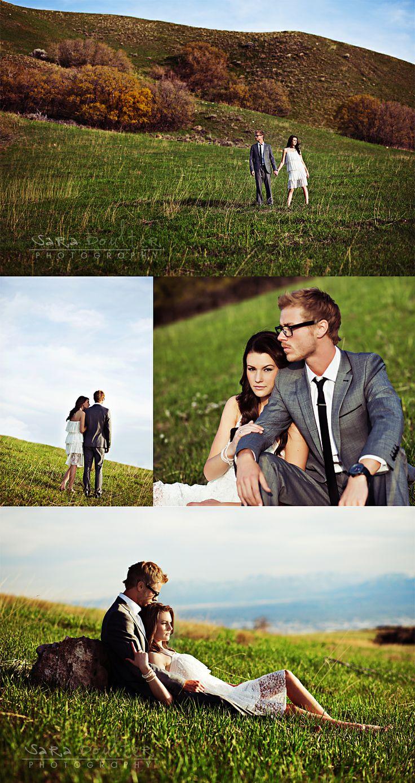 :) Makes me think of Ireland... Engagement photos in Ireland!!