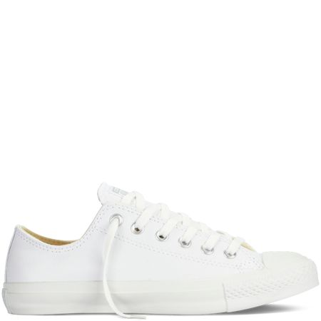 white leather converse. All the boys in my wedding will be wearing these :) no dressy shoes just plain white leather converse .. My style