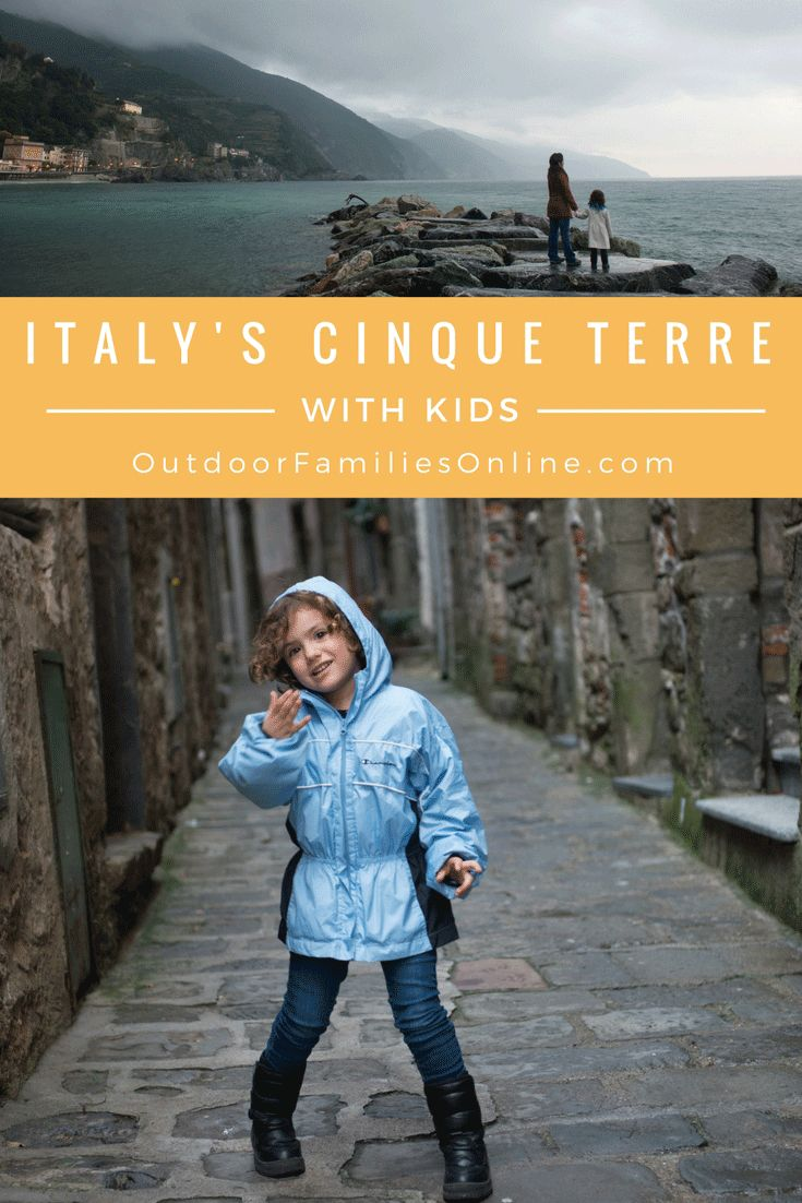 Italy's Cinque Terre is a delightful and inspiring, family-friendly travel destination full of outdoor activities and rich history.