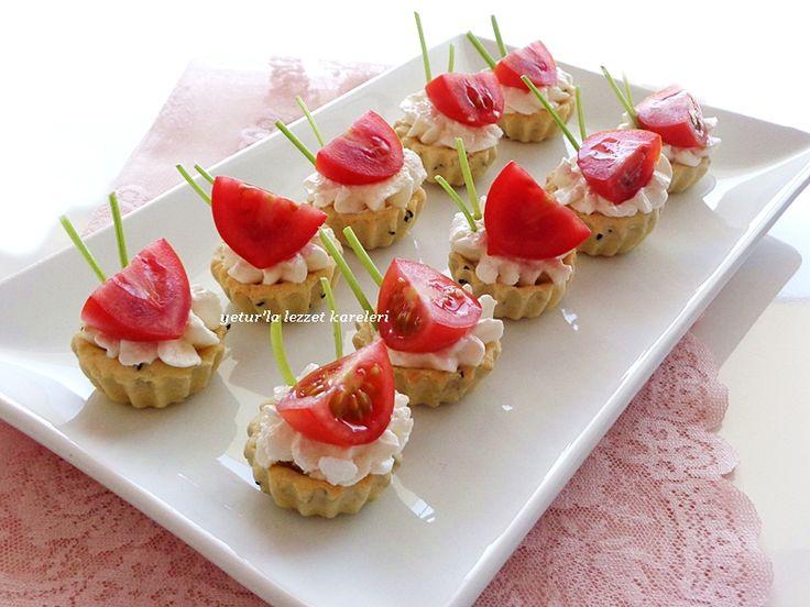 Yetur'la lezzet kareleri.com: kiş-tart-tartölet-turta