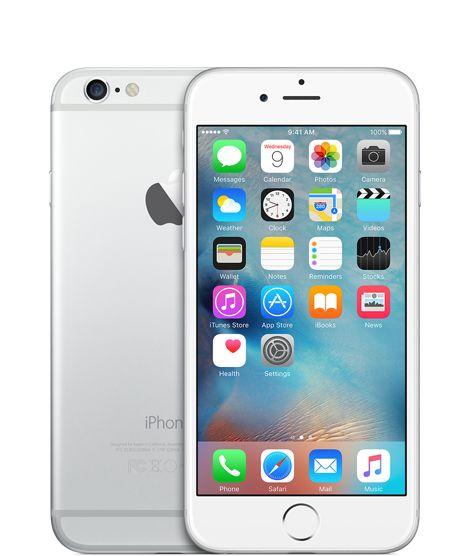 iPhone 6 64GB Silver - Apple (AU)