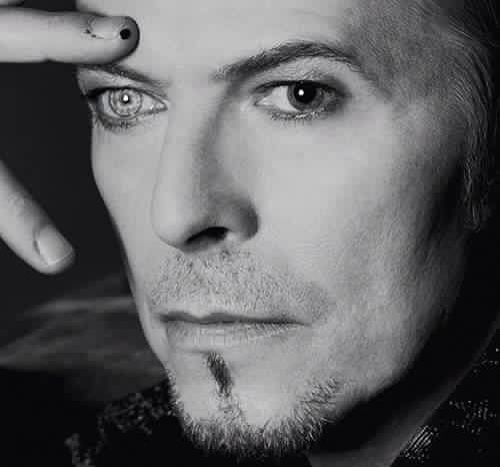 Lovely picture of Bowie