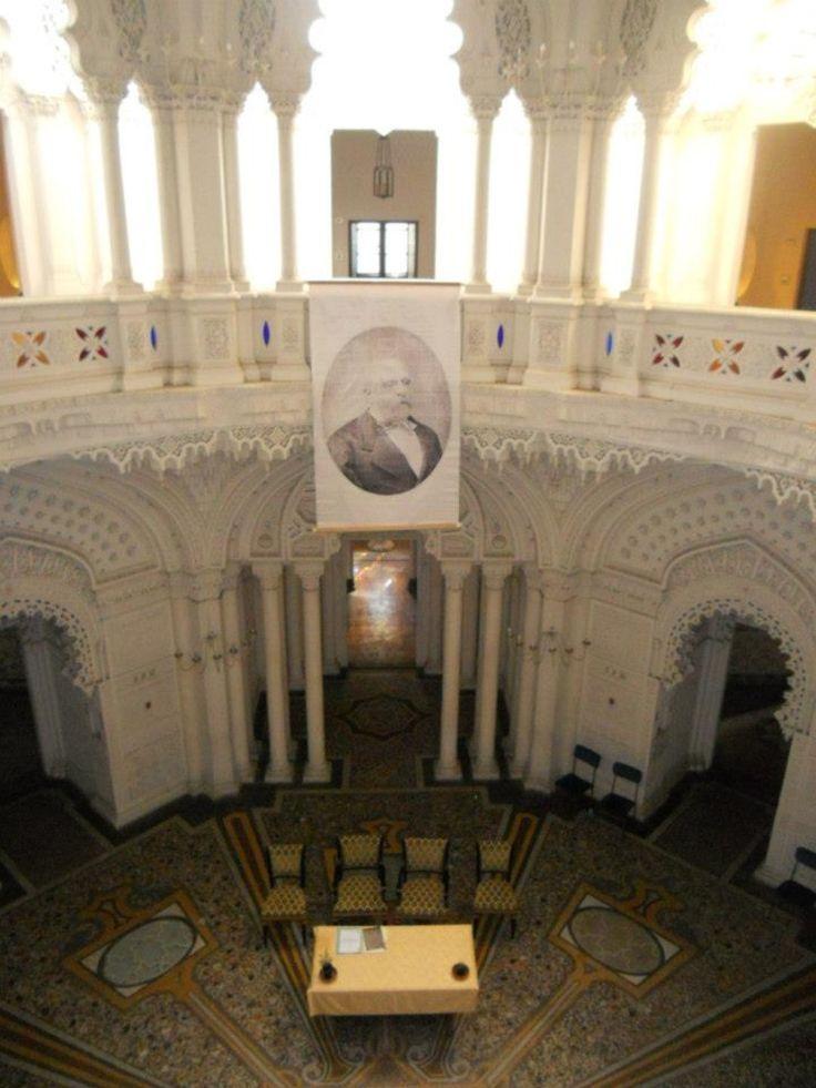 Interni del Castello di Sammezzano | Artribune