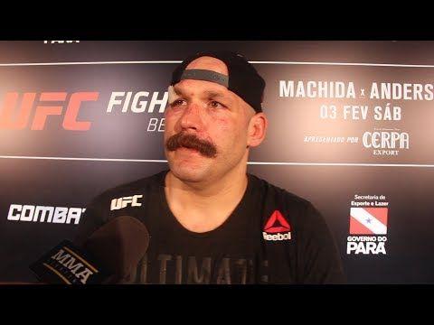 MMA UFC Belem: Tim Johnson Hopes To Stay Ready, Be Backup Plan For Andrei Arlovski vs. Stefan Struve