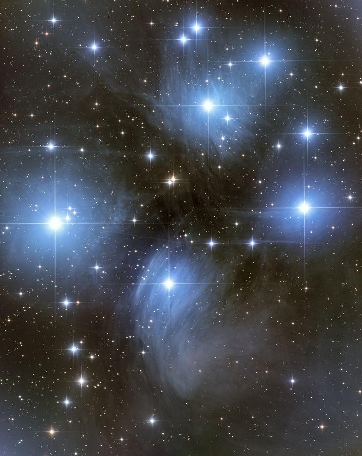 M45 (Pleiades) [OC][4940  6220] http://ift.tt/2imTMxn
