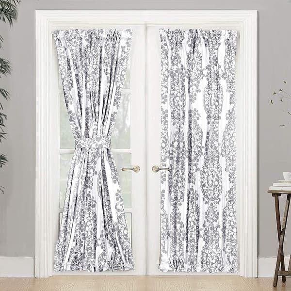 Pin On Door Panel Curtains