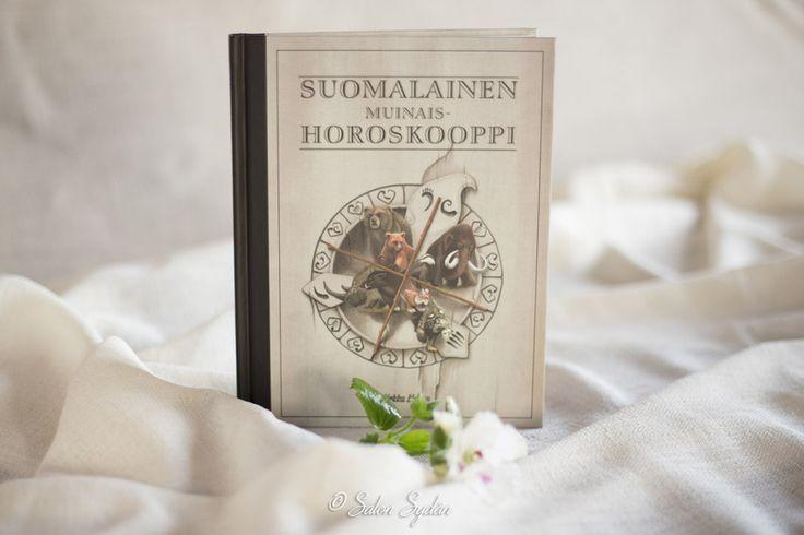 Suomalainen muinais #horoskooppi 17.90 €  http://www.salonsydan.fi/tuote/suomalainen-muinaishoroskooppi/