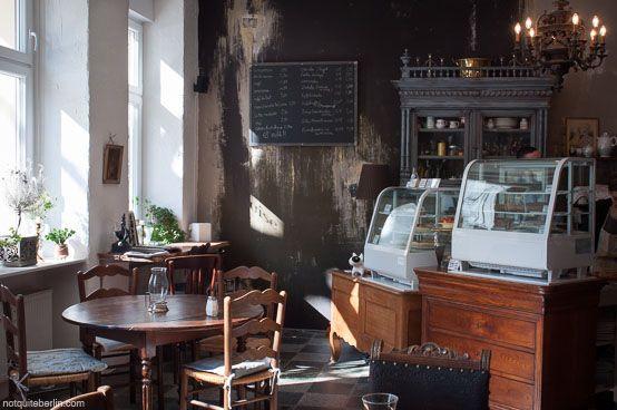 Louise Cherie Cafe | French café, open mon, wed-sun 10:00 - 19:00, Grünberger Straße 91, S Ostkreuz/ U Samariterstrasse #Berlin