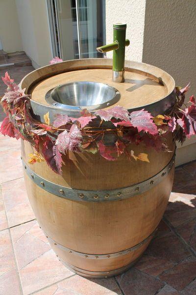 Annonce vente fontaine a punch loue fontaine a punch ou à sangria (fitrée occasion : décoration à vendre sur ParuVendu Mondebarras WB154046200