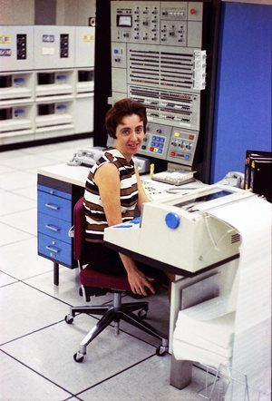 Big computers, big hair: the women of Bell Labs in the 1960s – in pictures