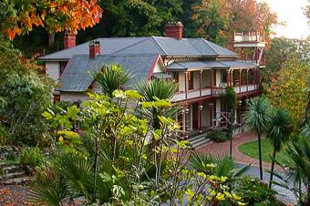 Fairfield House. Nelson wedding venue.