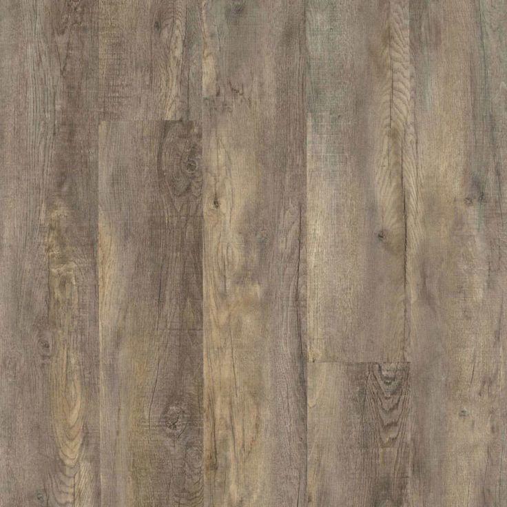 Mohawk Home Cascade Oak Waterproof Rigid 5mm Thick Luxury