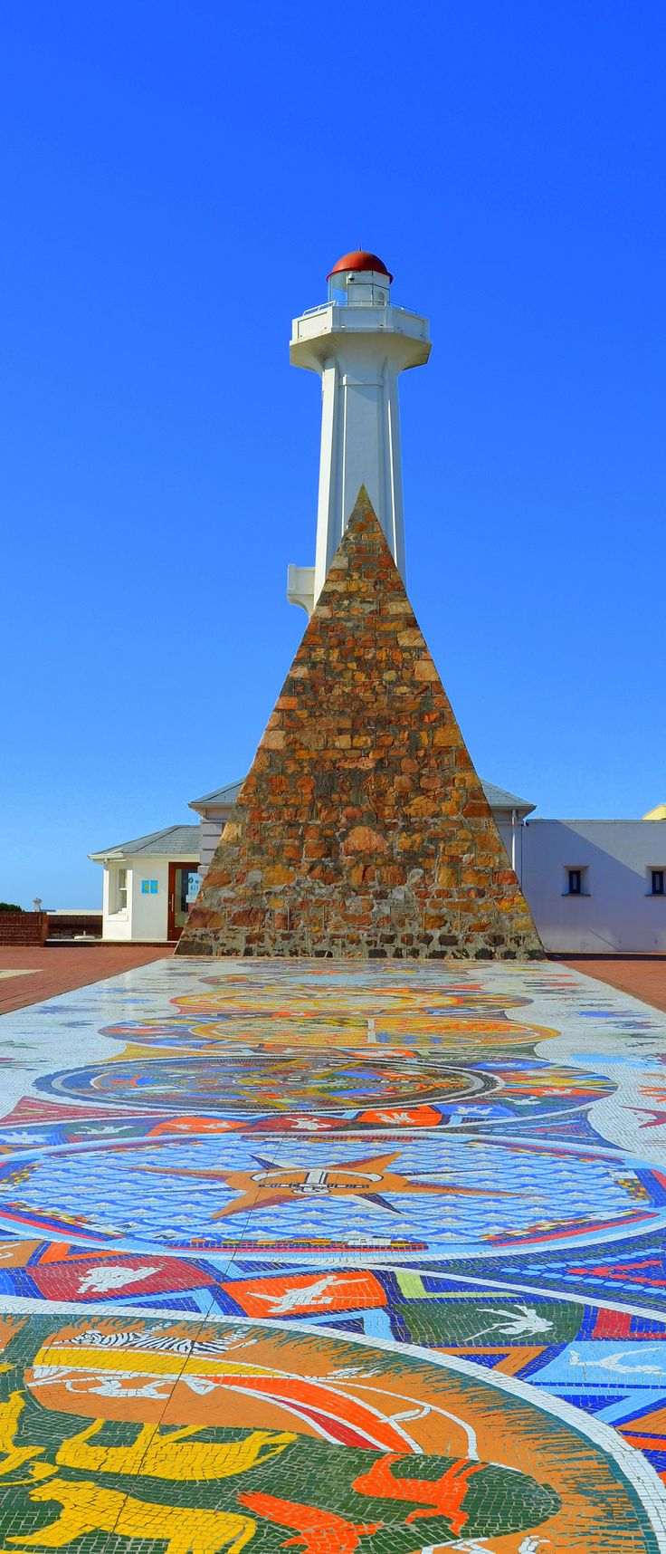 Route67 Piazza Mosaic PortElizabeth. Photo by Rosemary