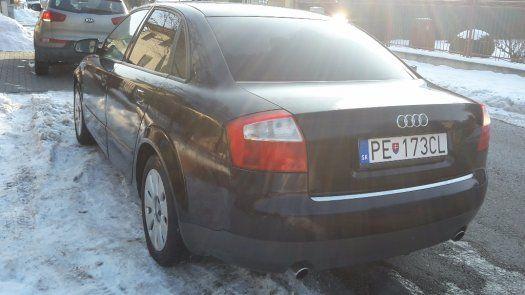 Audi a4 1.8T + chip - 1