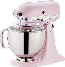 Kitchenaid Ksm150psepk Artisan Pink Kuchenmixer Kuchengerate Und Kaffeebar Ideen