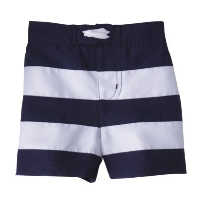 Circo® Infant Boys' Swim Trunk these would be cute on Lucas.