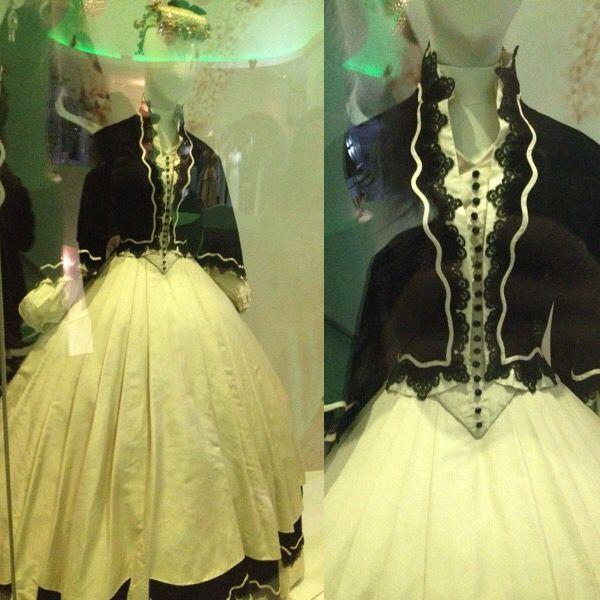 Elizabeth Taylor- Iconic dress and Jacket at Newbridge Silver , Kildare , Ireland